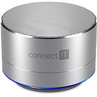CONNECT IT Boom Box BS500SL Silver - Bluetooth reproduktor