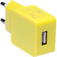 CONNECT IT COLORZ CI-599 žlutá - Nabíječka