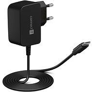 CONNECT IT inWallz USB-C 2.4A černá - Nabíječka