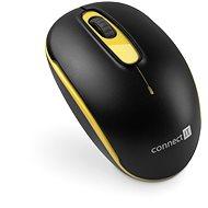 CONNECT IT CMO-1000-YL Žlutá - Myš
