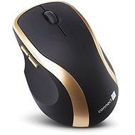 Myš CONNECT IT WM2200 černo-zlatá
