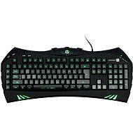 CONNECT IT Battle Keyboard CZ - Herní klávesnice
