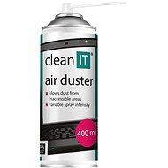CLEAN IT Stlačený vzduch 400ml - Čisticí prostředek