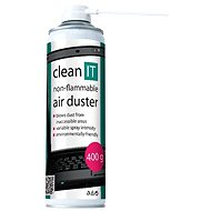 CLEAN IT Stlačený vzduch 400g - Čisticí prostředek