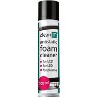 CLEAN IT antistatická čistící pěna na obrazovky 400ml - Čisticí prostředek