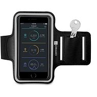 CONNECT IT CFF-1150-BK Fitness Armband, Black - Pouzdro na mobil