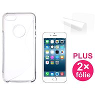 CONNECT IT S-Cover iPhone 6 PLUS/6s PLUS čiré - Ochranný kryt