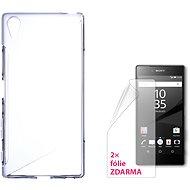CONNECT IT S-Cover Sony Xperia Z5 Premium čiré - Ochranný kryt