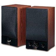 Genius SP-HF1250B barva dřeva - Reproduktory