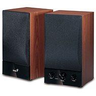 Genius SP-HF1250B Ver. II barva dřeva - Reproduktory