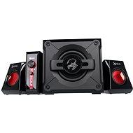 Genius GX Gaming SW-G2.1 1250 černé - Reproduktory