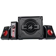 Genius GX Gaming SW-G2.1 1250 Ver. II černé - Reproduktory