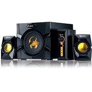 Genius GX Gaming SW-G2.1 3000 černé - Reproduktory