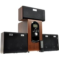 Genius Home Theater SW-HF 5.1 6000 - Reproduktory