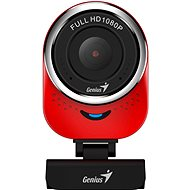 GENIUS QCam 6000 red - Webkamera