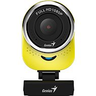 GENIUS QCam 6000 yellow - Webkamera