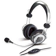 Genius HS-04SU - Sluchátka s mikrofonem