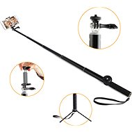 Gogen BT Selfie 4 teleskopická černá - Selfie tyč