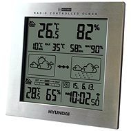 Hyundai WS 2244 M metallic - Weather Station