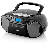 Hyundai TRC 333 AU3BTB černý - Radiomagnetofon
