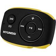Hyundai MP 312 4GB černo-žlutý - MP3 přehrávač