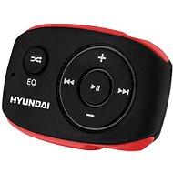 Hyundai MP 312 8GB černo-červený - MP3 přehrávač