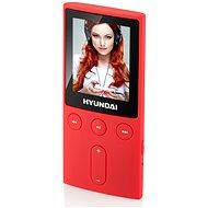 Hyundai MPC 501 FM 4GB červený - MP4 přehrávač