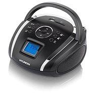 Hyundai TR 1088 SU3BS black and silver - Radio