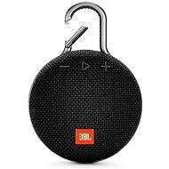Bluetooth reproduktor JBL Clip 3 černý - Bluetooth reproduktor