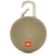 JBL Clip 3 sand - Bluetooth reproduktor