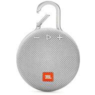 JBL Clip 3 bílý - Bluetooth reproduktor