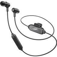 JBL E25BT černá - Sluchátka s mikrofonem