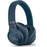 JBL E65BT Noise cancelling modrá