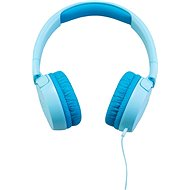JBL JR300 modrá - Sluchátka