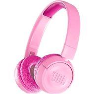 JBL JR300BT růžová - Sluchátka