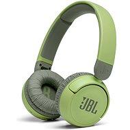 Bezdrátová sluchátka JBL JR310BT zelená