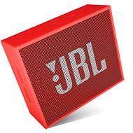 JBL GO - červený - Reproduktor