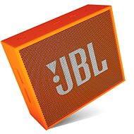 JBL GO - oranžový - Reproduktor