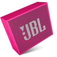 JBL GO - růžový - Reproduktor