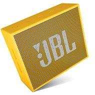 JBL GO - žlutý - Reproduktor