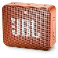 JBL GO 2 oranžový - Bluetooth reproduktor