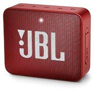 Bluetooth reproduktor JBL GO 2 červený - Bluetooth reproduktor
