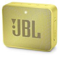 JBL GO 2 žlutý - Bluetooth reproduktor