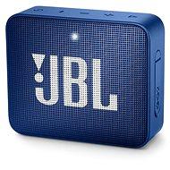 Bluetooth reproduktor JBL GO 2 modrý - Bluetooth reproduktor