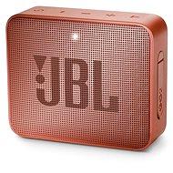 Bluetooth reproduktor JBL GO 2 cinnamon - Bluetooth reproduktor