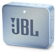 Bluetooth reproduktor JBL GO 2 cyan - Bluetooth reproduktor