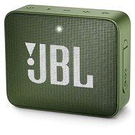 JBL GO 2 zelený - Bluetooth reproduktor