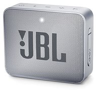 JBL GO 2 šedý - Bluetooth reproduktor