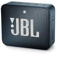 Bluetooth reproduktor JBL GO 2 navy - Bluetooth reproduktor