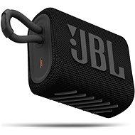 Bluetooth reproduktor JBL GO 3 černý